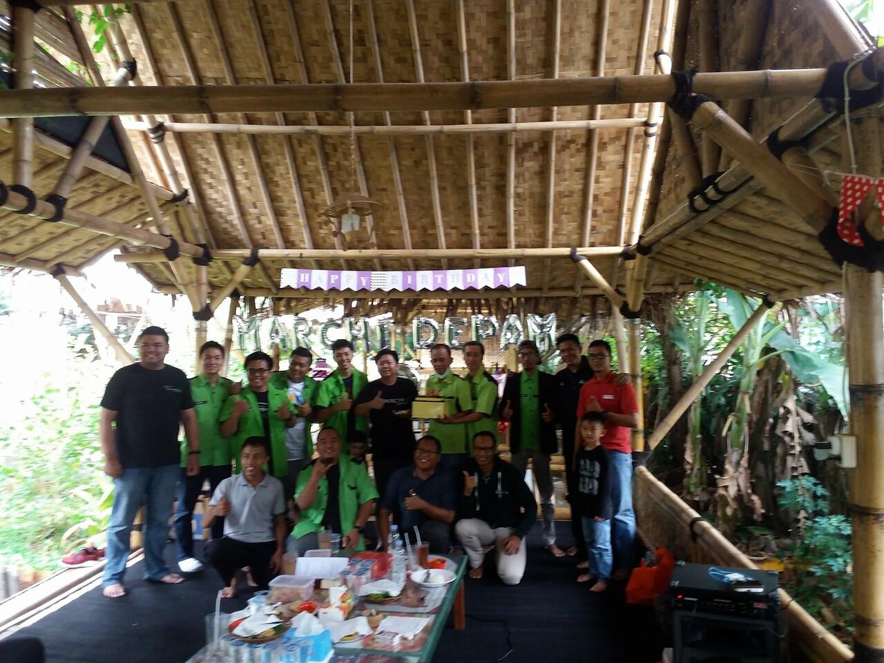| March-I DEPAM | Nissan March Indonesia - Chapter Depok Pamulang on Kaskus
