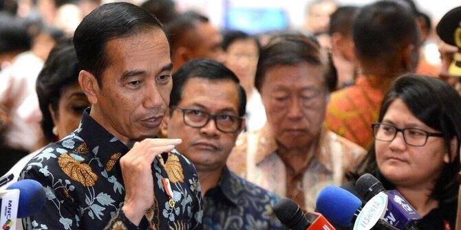 Gegera Corona, Jokowi Minta Anggaran Perjalanan Dinas Pejabat Rp 40 Triliun Dialihkan