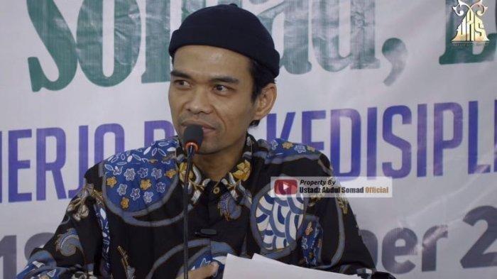 Ustadz Abdul Somad Jawab Pertanyaan Habib Novel Soal ...
