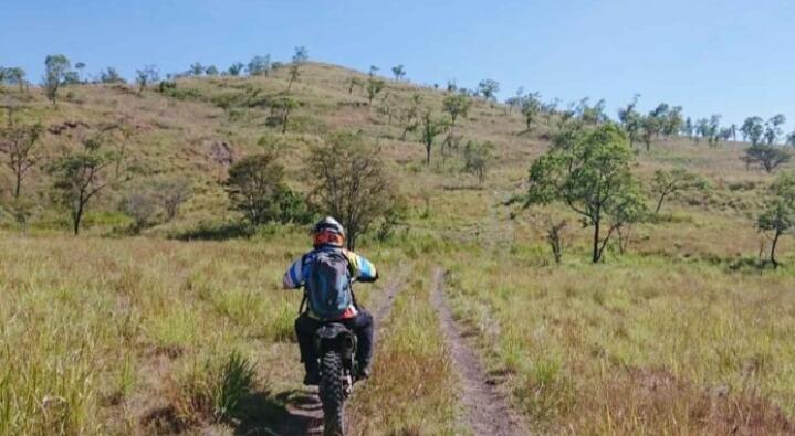 Empat Jalur Pendakian Tambora Masih Ditutup