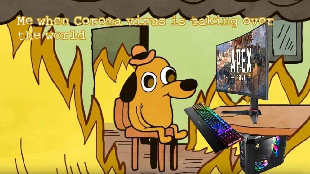Gamers : Terima Kasih COVID-19 !