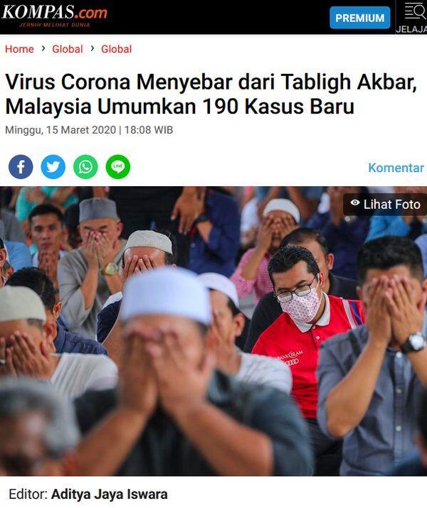 Menjaga Wudhu Terhindar dari Virus Corona