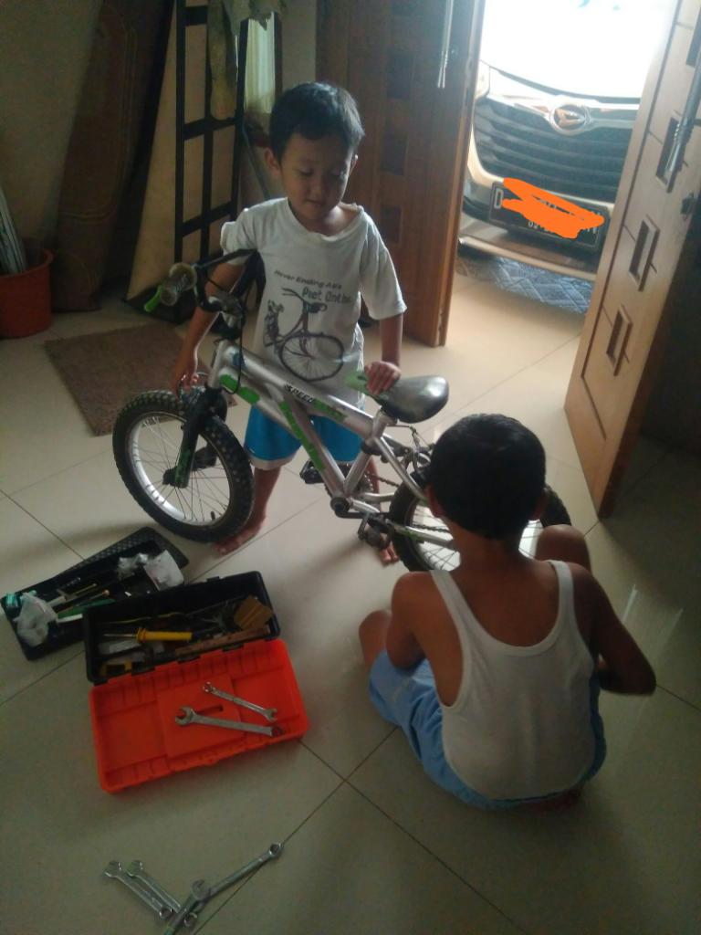 Aktivitas Anak-anak untuk Mengurangi Kejenuhan Mumpung di Rumah