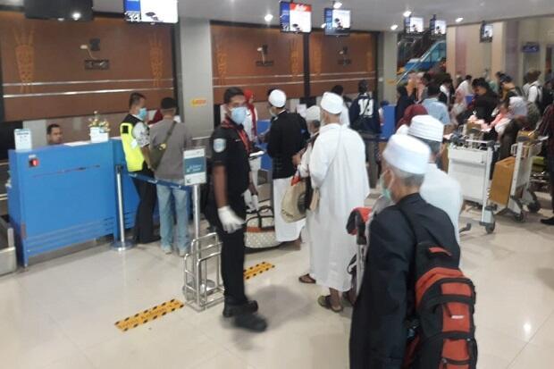 6 WNA Asal Malaysia ODP Suspect Corona di Sorong Dipulangkan