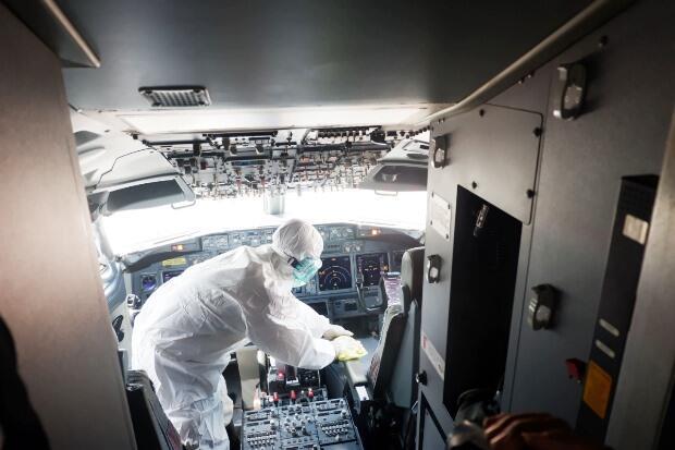 Cegah Corona, Lion Air Sterilisasi Seluruh Pesawat Operasional
