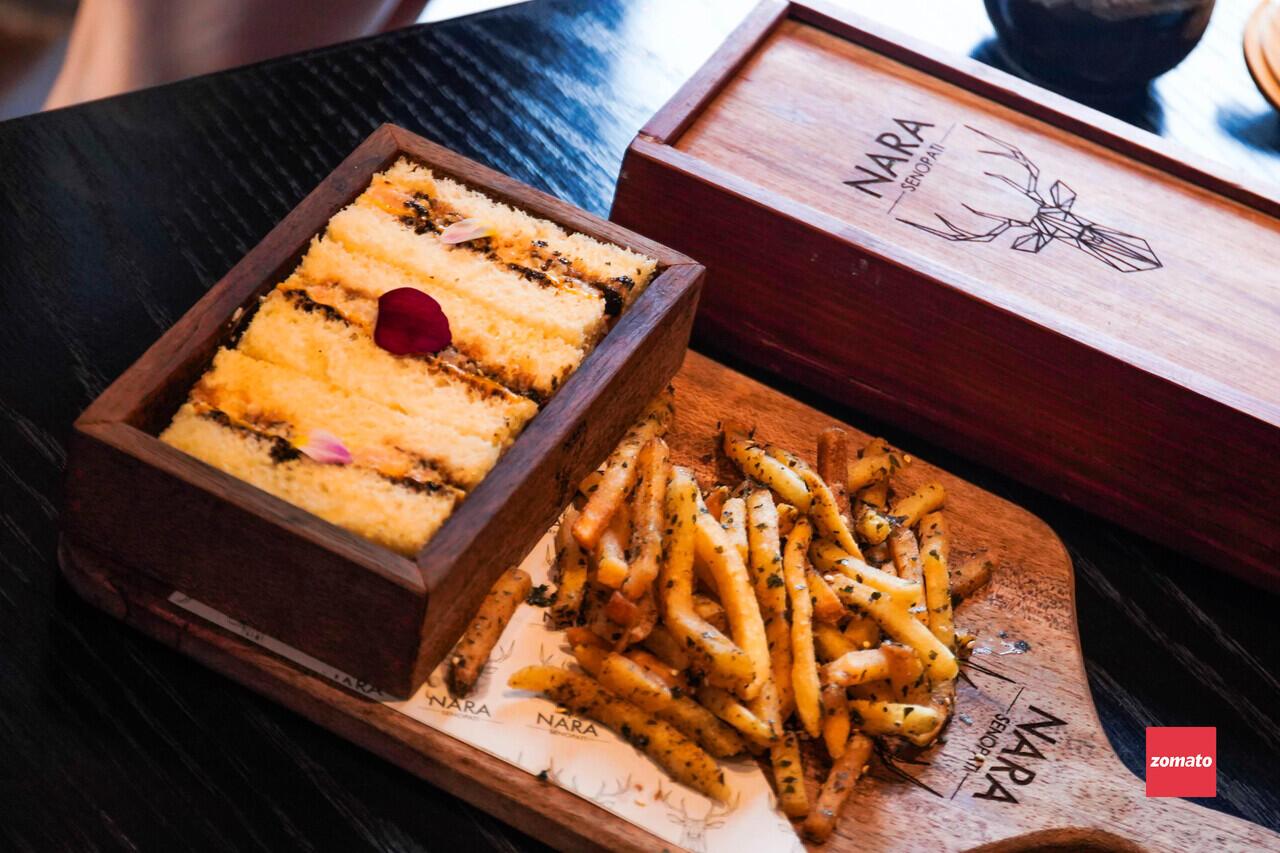 Nara : Seno(party) dengan Hidangan Fusion Jepang yang Menggoda!