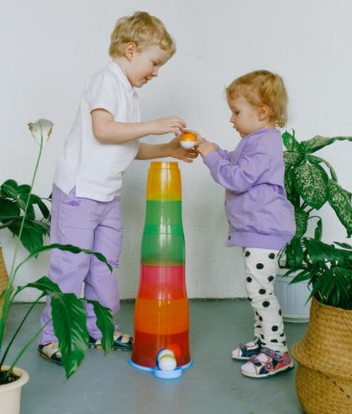 Asyiknya Berkegiatan Bersama Anak Di Rumah