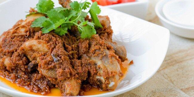Resep Rendang Ayam Simple Dan Enak