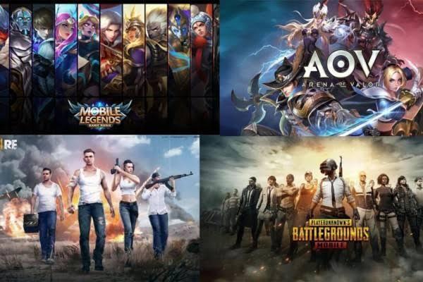 #Mumpungdirumah Yuk Kita Main Game Online