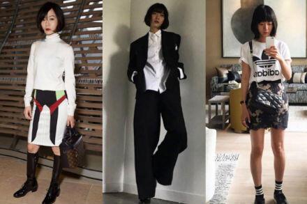 9 Style Monokrom ala Bae Doona, Pemeran Series Drama Kingdom