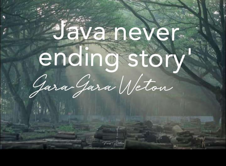 Cerita Dari Jawa : Gara-Gara Weton ( Java Never Ending Story )