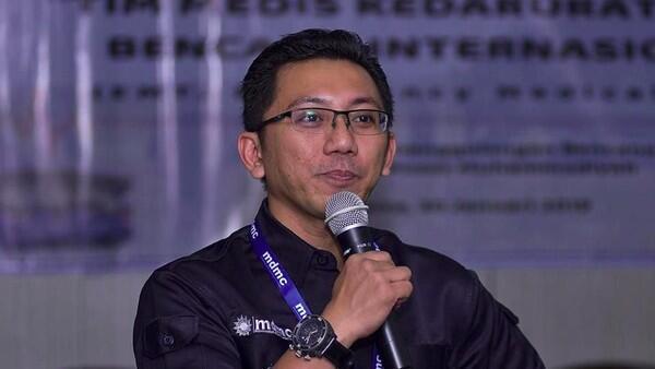 Gatot Ajak Makmurkan Masjid, dr Corona: Yang Hadir Belum Tentu Bebas COVID-19