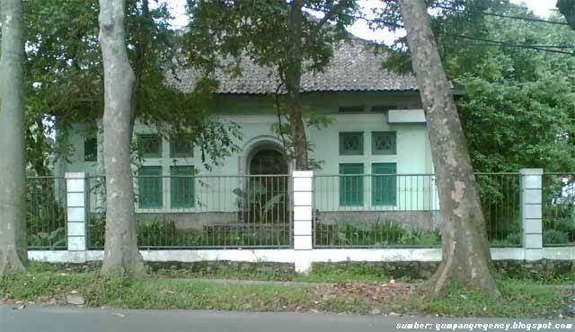 Penelusuran Rumah Kentang Di Bandung