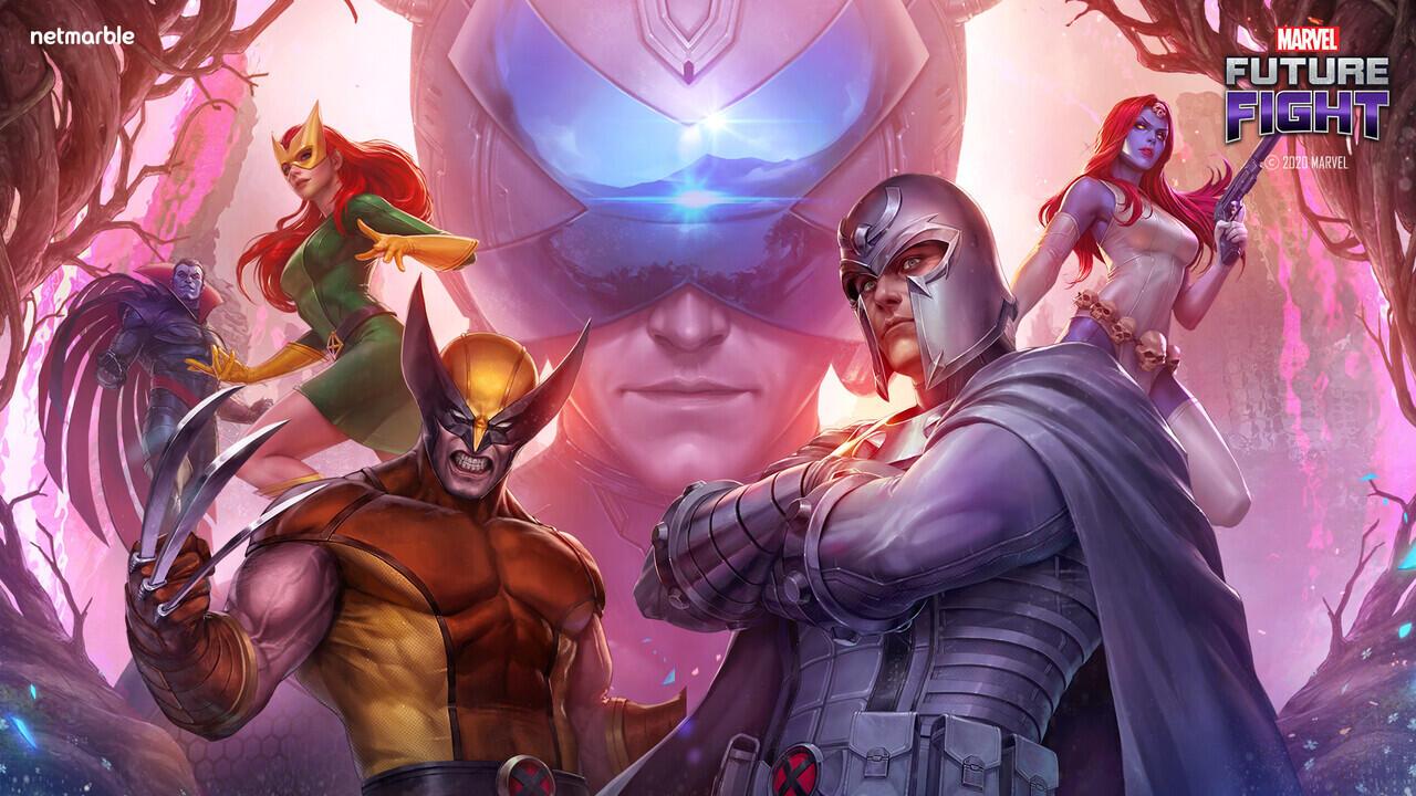 Serial Komik Populer MARVEL, House of X & Powers of X, Hadir di MARVEL Future Fight