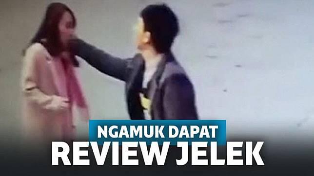 Tak Terima Di-review Buruk, Pedagang Online Ini Mengamuk!