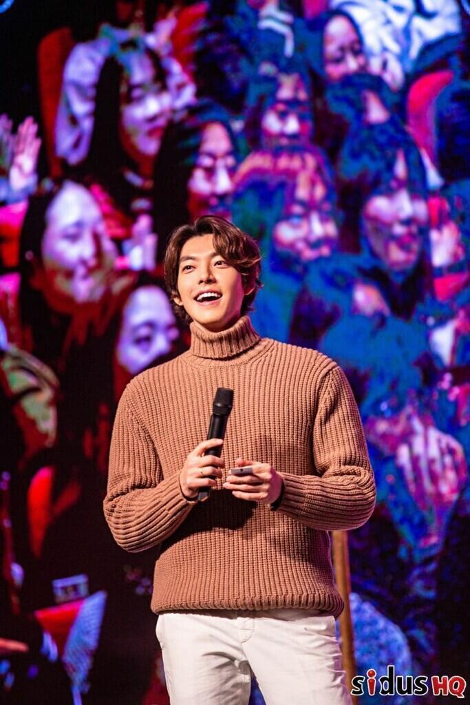Kim Woo Bin Donasikan Seluruh Pendapatannya untuk Penanganan COVID-19