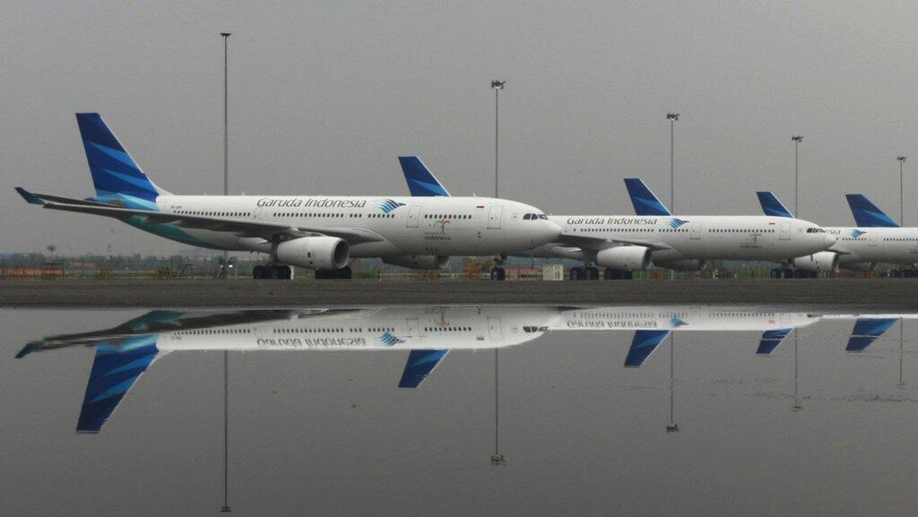 Garuda Indonesia Di Antara WN China dan WNI Papua