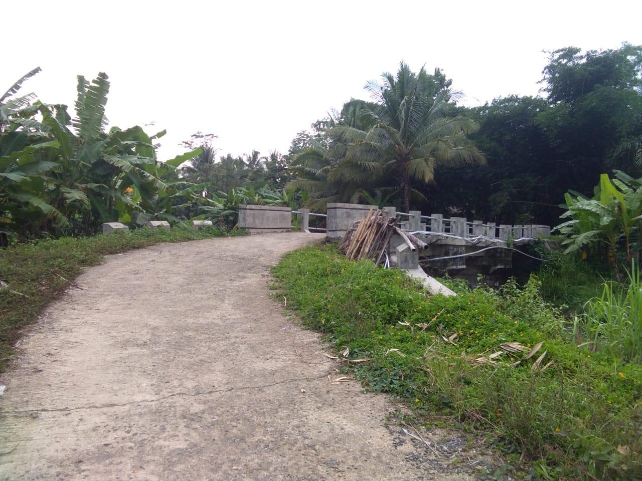 Bersetubuh Dengan Penunggu Jembatan.