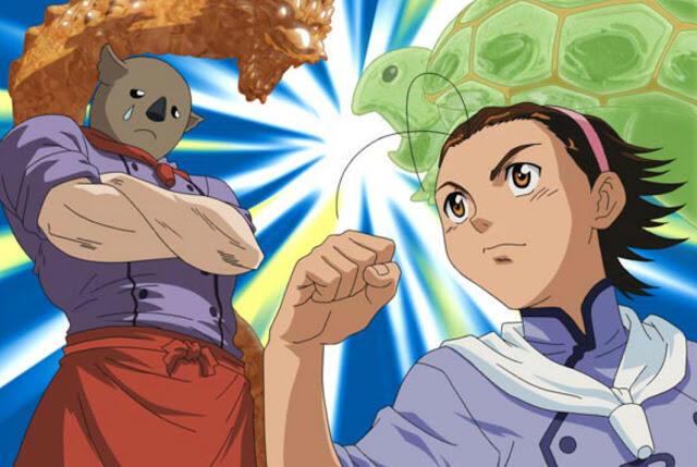 7 Rekomendasi Anime Bergenre Memasak Terbaik