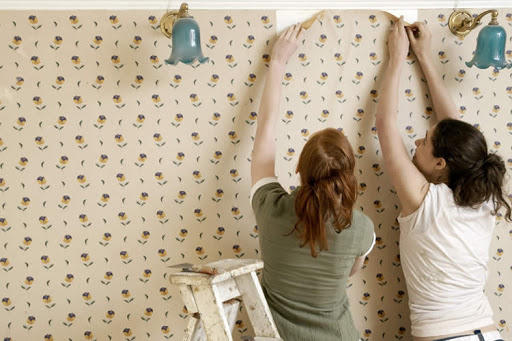 Mumpung Dirumah, Kita Pasang Wallpaper Dinding Kamar Aja Gan!