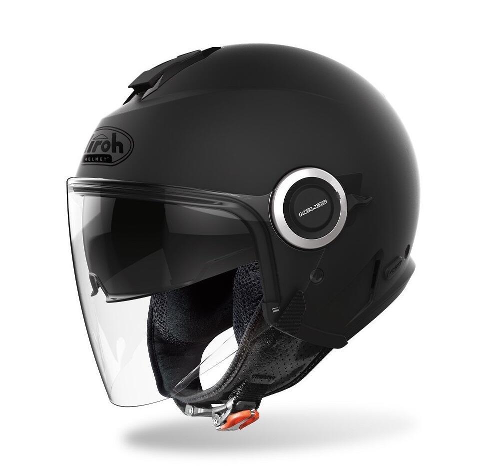 Helm RETRO Mod SKUTIK Gede-Motor Cruiser, AIROH Helios...