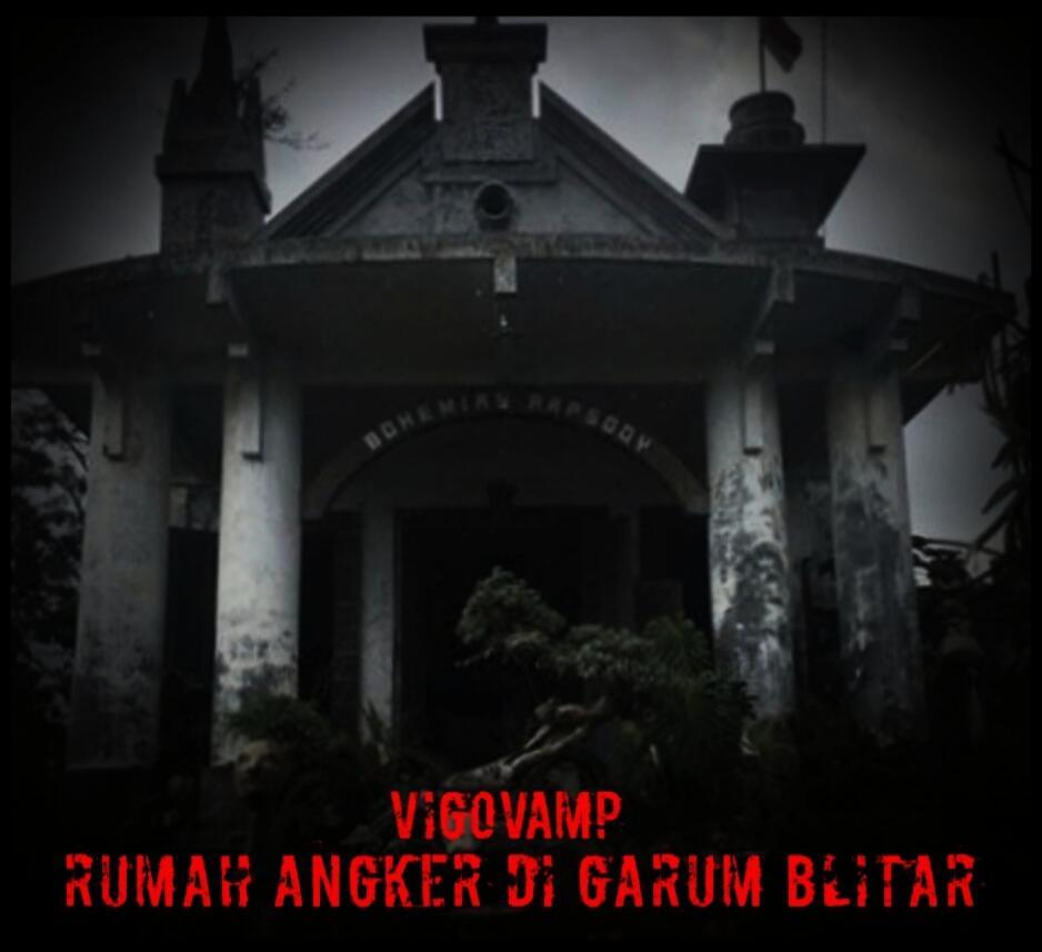 Rumah Angker di Garum Blitar