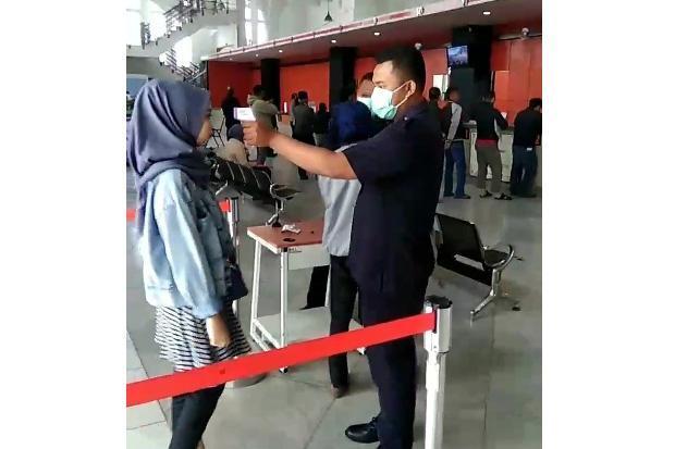 Pos Indonesia Terapkan Protokol Antisipasi Penyebaran Covid-19