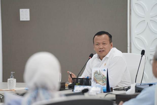Cegah Penyebaran Corona di KKP, Edhy Prabowo Bentuk Satgas