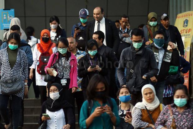 25 Tenaga Medis di Jakarta Positif Corona, Satu Meninggal Dunia