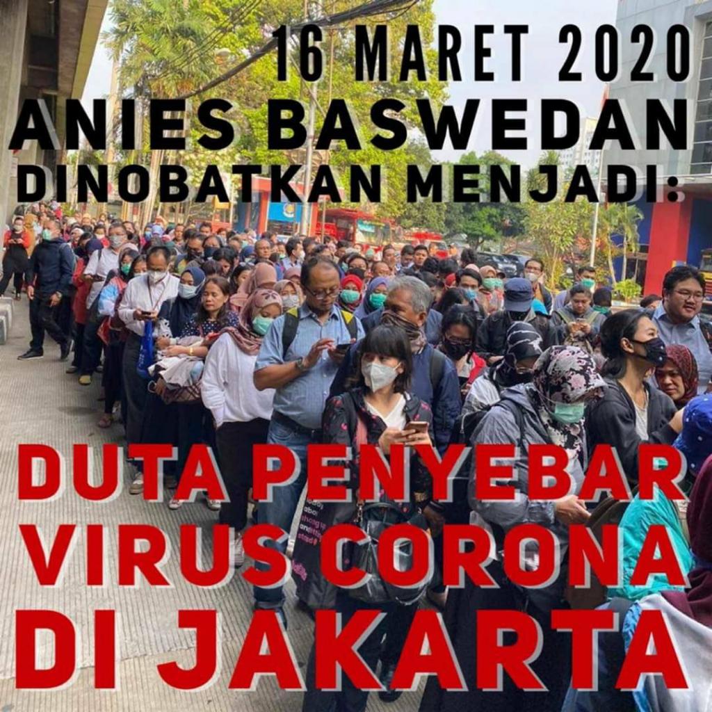 Pasien Positif Corona di Bogor Yang Terpapar diKlub Dansa Sempat Naik MRT, KRL,Transj