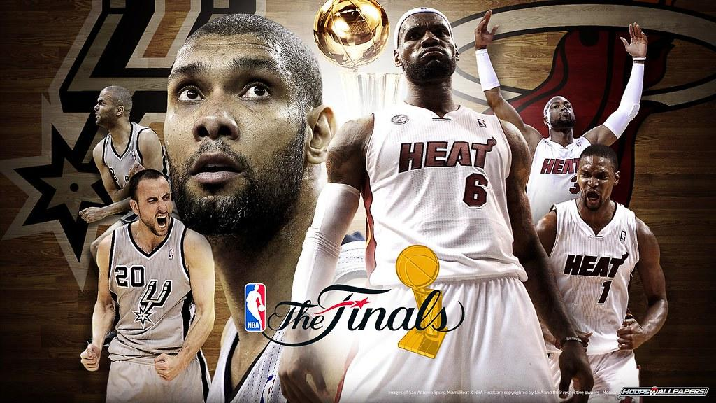 #DiRumahAja ? Mendig Nonton Full Pertandingan NBA Finals 2013 Game 6: Spurs vs Miami