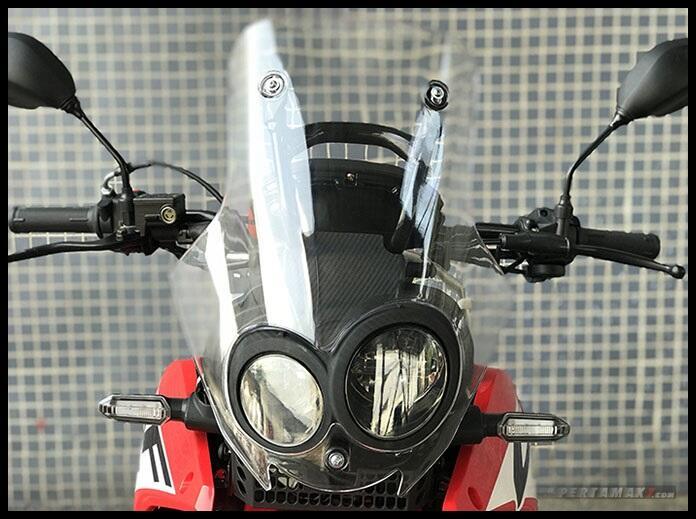 Gak Ada Takutnya Memang, Udah 2X Pabrikan China Ini Bikin Kloningan Honda CRF250