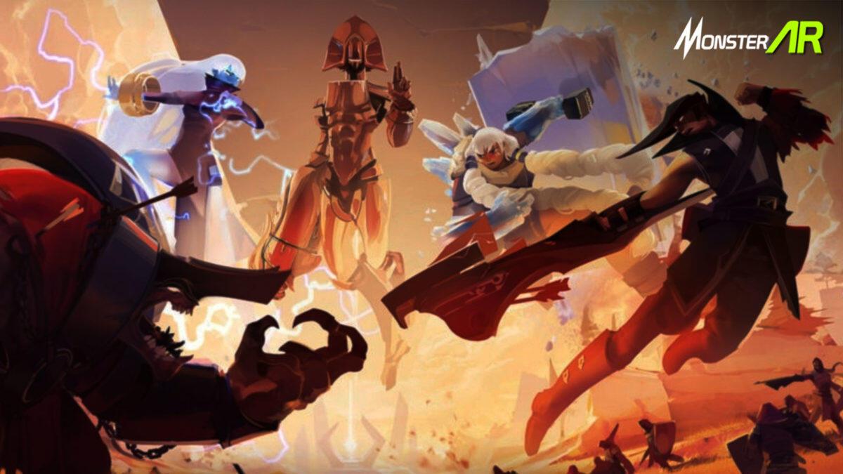 Main Game MOBA Menggunakan Virtual Reality