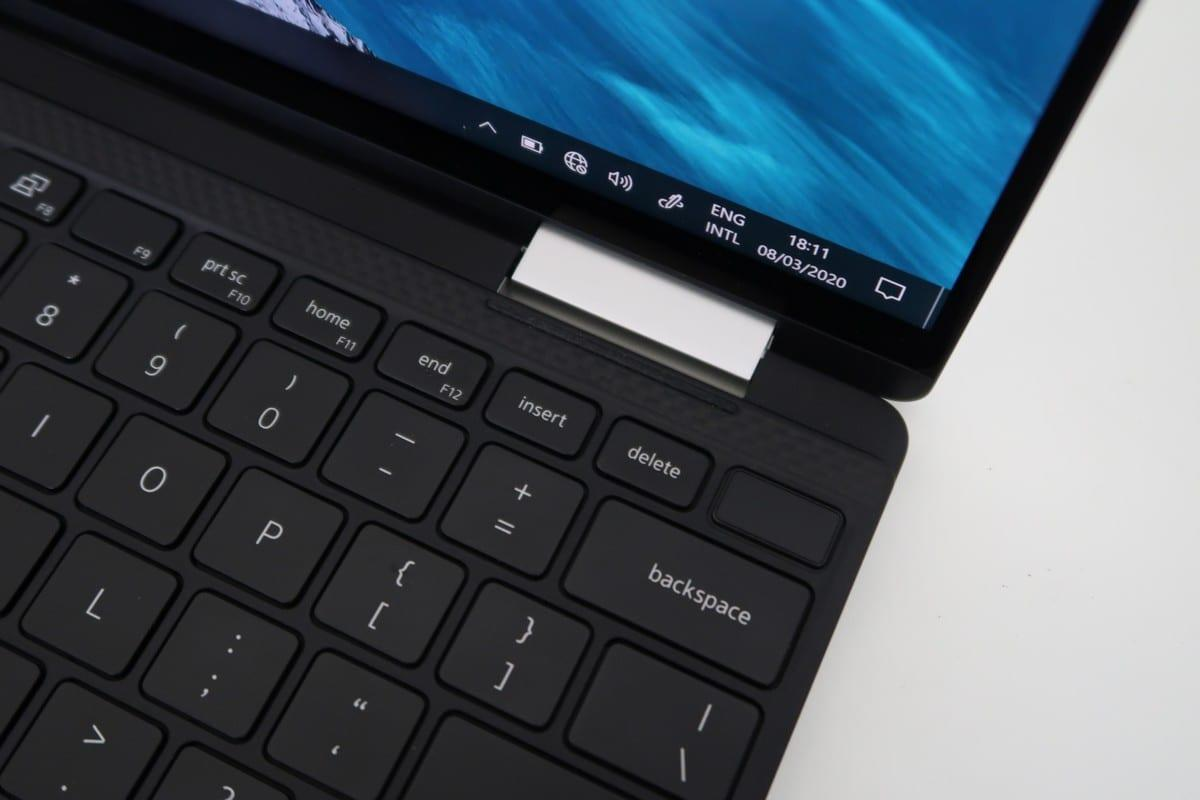 Review Dell XPS 13 2-in-1 7390: Laptop Convertible Premium