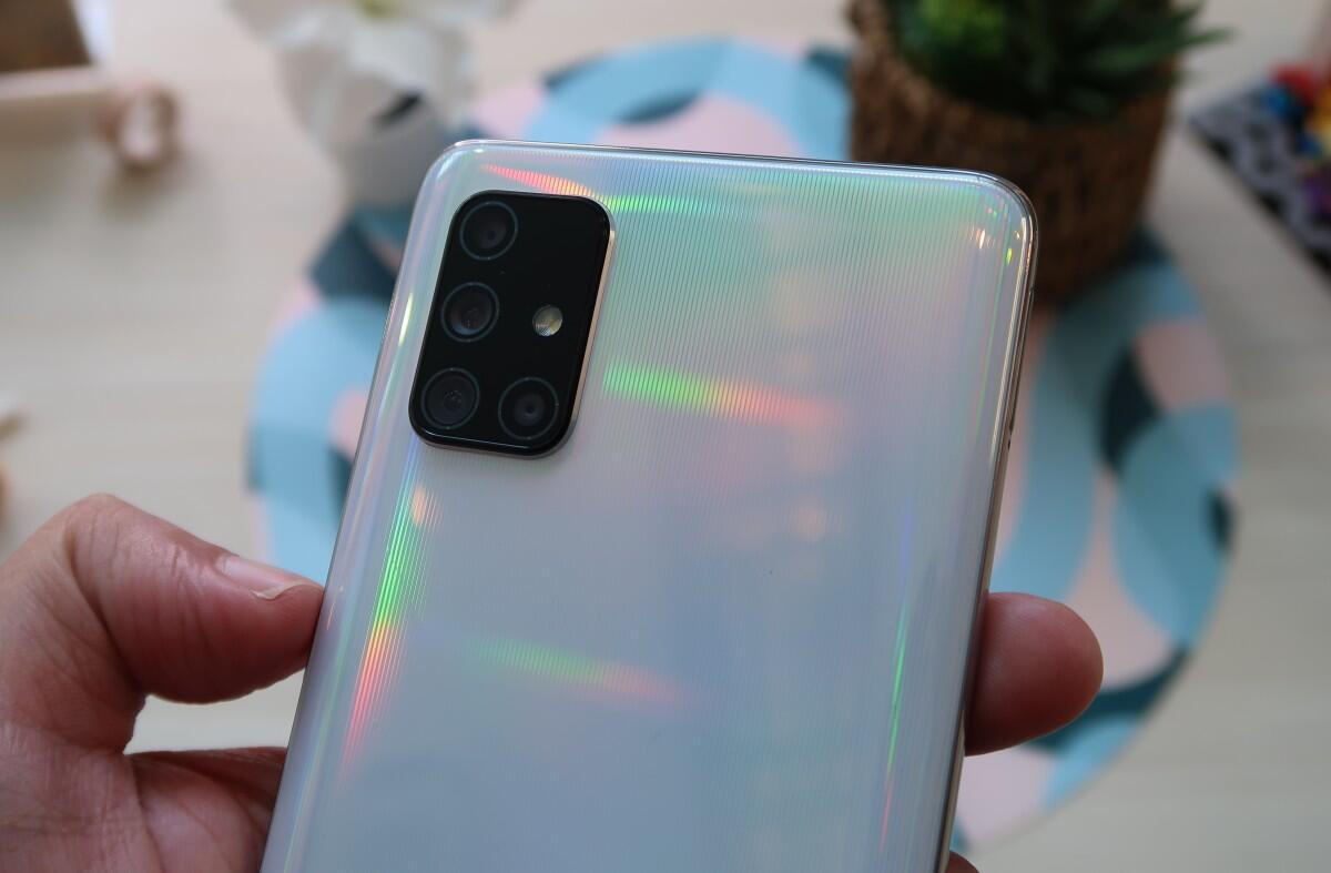 Review Samsung Galaxy A71: A-Series Terbaik dengan Harga Menarik