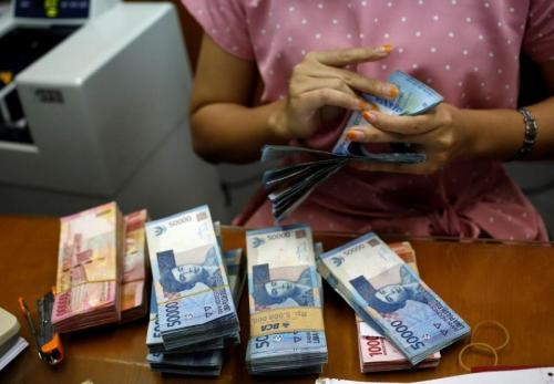 [ BREAKING NEWS ] BI Catat Kurs Rupiah Jual Rp16.354/USD
