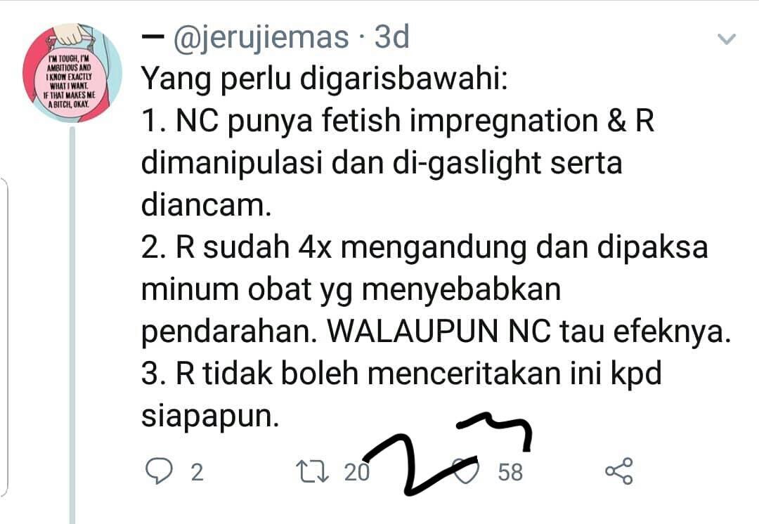 NC Predator Sex (Viral From Twitter)
