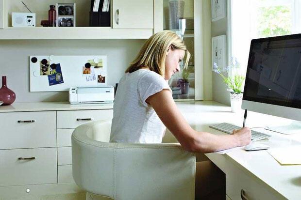 Bekerja di Rumah Bukan Halangan untuk Tetap Produktif