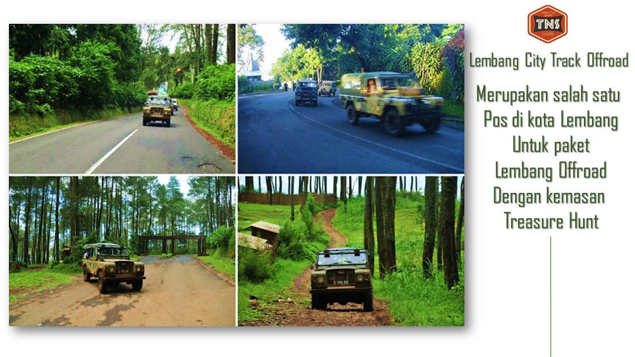 Wisata Outbound Offroad di Lembang Bandung