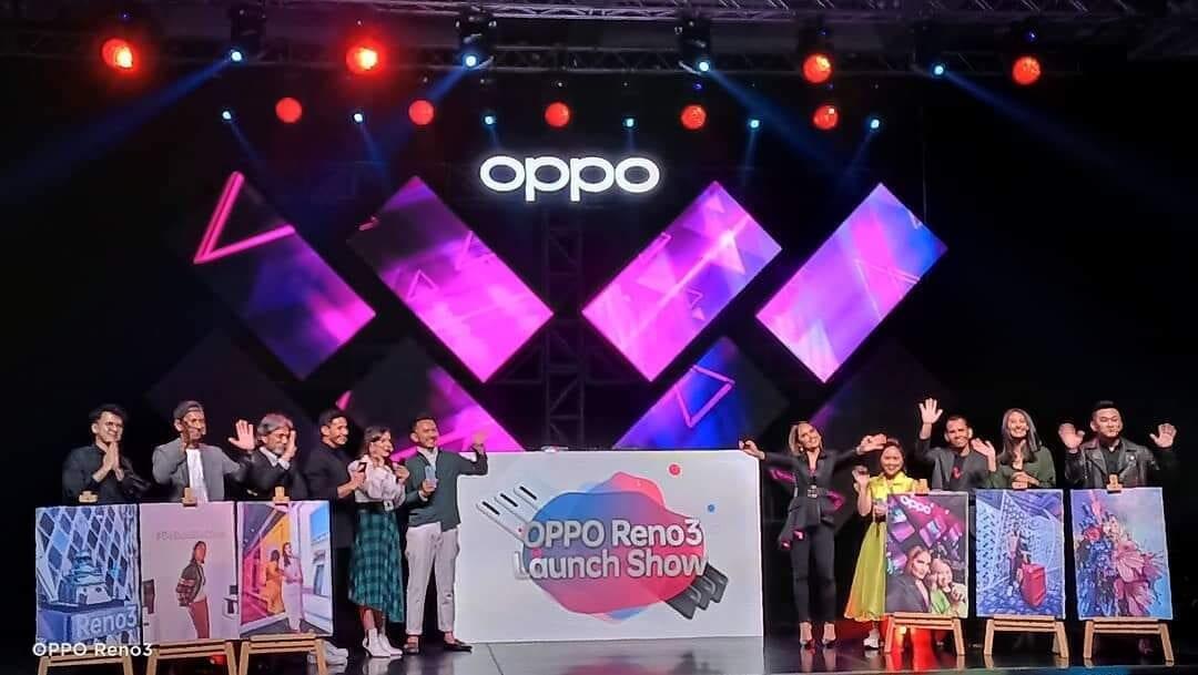 Harga 5 Jutaan Rupiah, OPPO Reno3 Resmi Meluncur di Indonesia