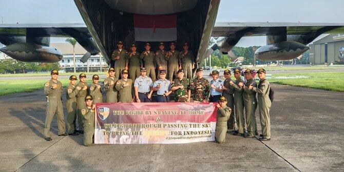 Karena TNI Selalu Ada di Garda Terdepan...