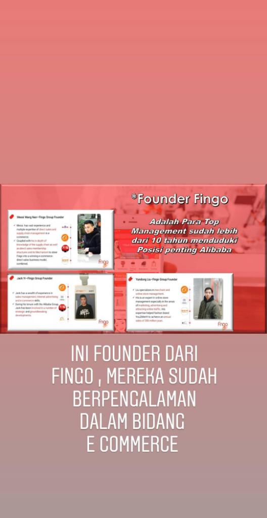 Founder FINGO