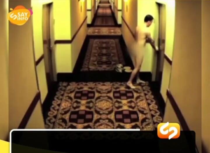 Sungguh Apes! Pria Ini Terkunci di Luar Kamar Hotel Tanpa Mengenakan Busana!