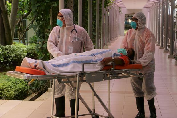 Dokter RS Premiere Bintaro Meninggal Terkena Corona