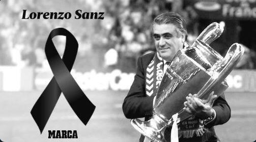 RIP Lorenzo Sanz, Eks Presiden Real Madrid Meninggal Dunia akibat Virus Corona