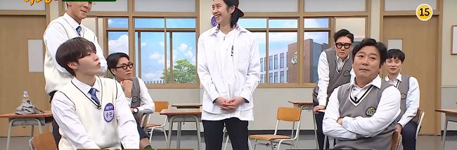 Ravi 'VIXX' dan Seungkwan 'SEVENTEEN' di Jadi Komedian 'Knowing Brother' Episode 223
