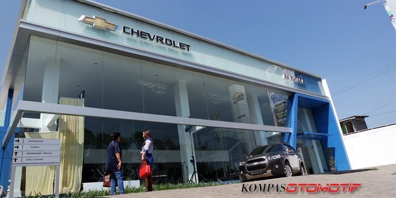 Resmi Berhenti Jualan di Indonesia, Chevrolet Tulis Surat Perpisahan