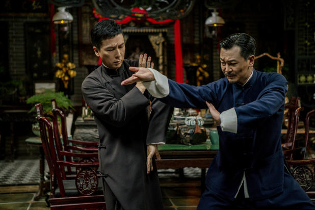 Movie Review Of Ip Man 4 : The Finale