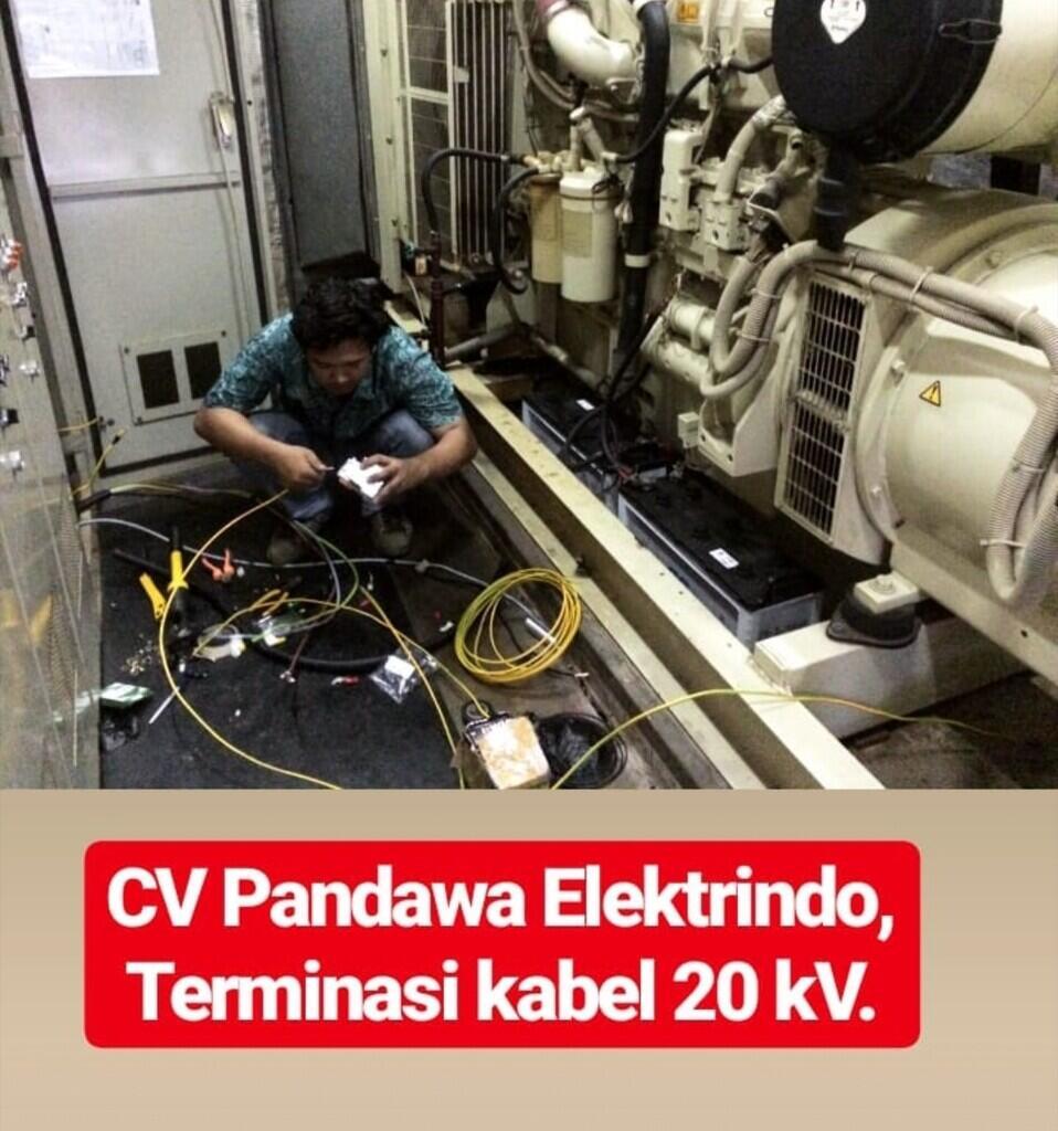 CV PANDAWA ELEKTRINDO - Jasa Instalasi dan Perbaikan Listrik Murah Jabodetabek