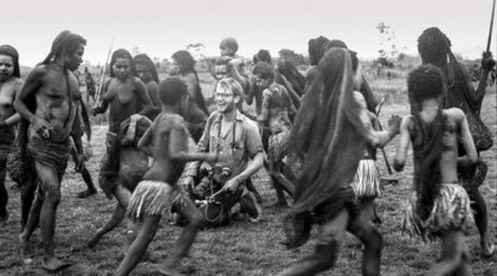 Kasus Hilangnya Anak Mantan Wapres Amerika di Papua